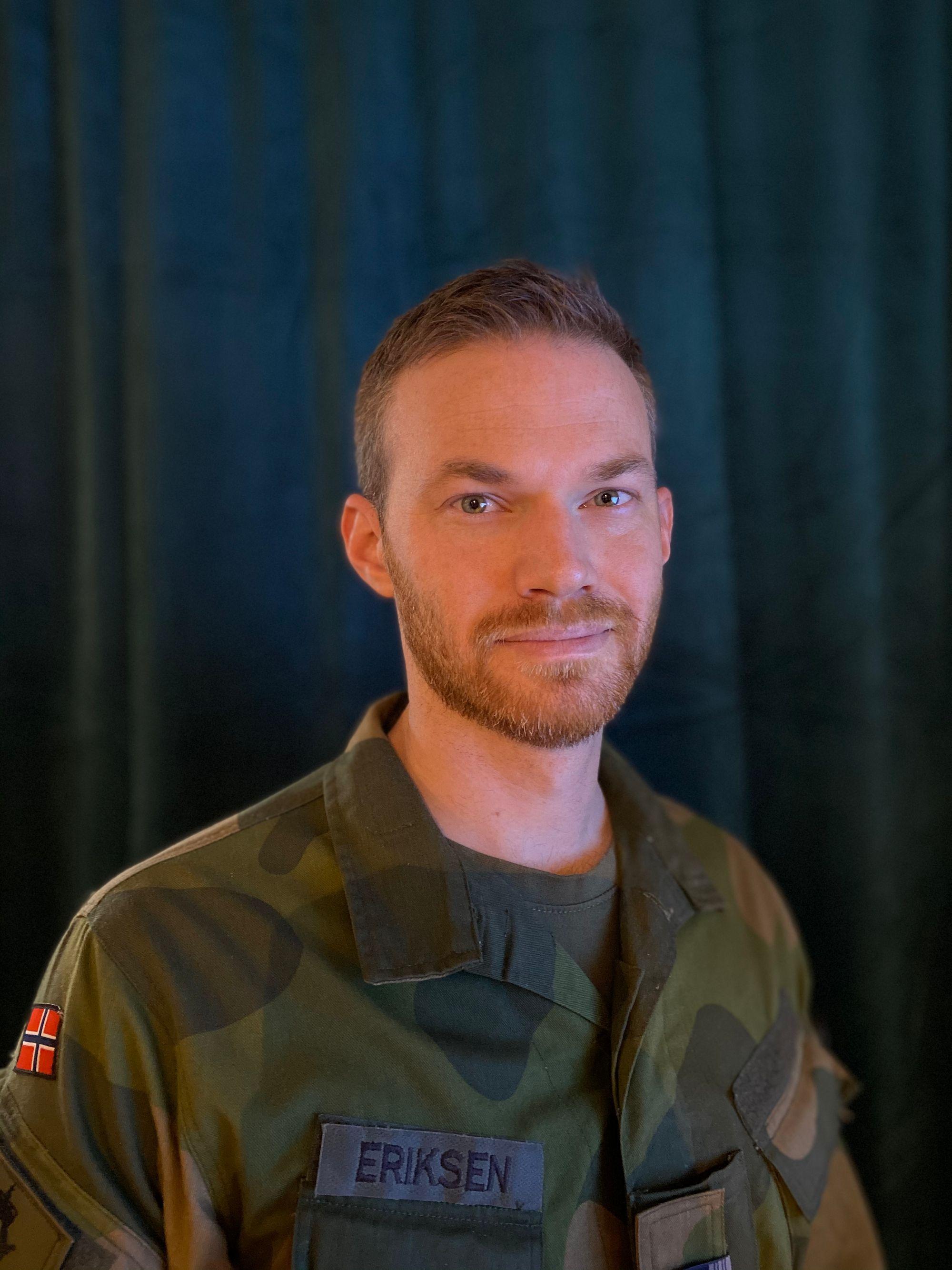 Daniel Berg Eriksen
