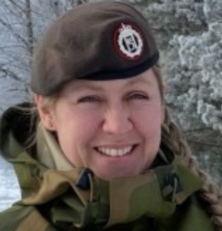 Heidi Cecilie Fredriksson Kaplan