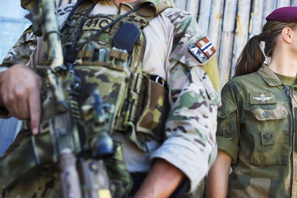 Women: A NATO Special Operations Forces Force Multiplier - Part 1/2