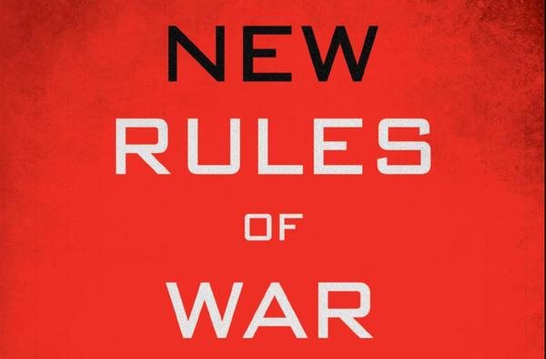 The New Rules of War - Victory in the age of durable disorder, av Sean McFate