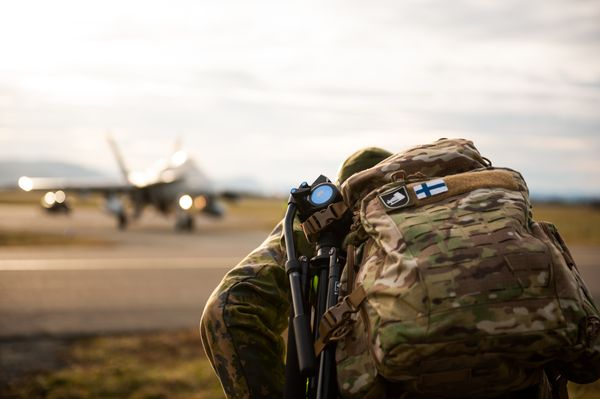 The Nordic dimension in Finland's networked defence cooperation