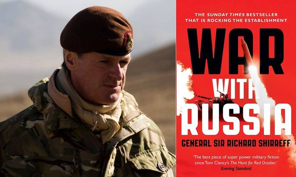 2017: War With Russia - An urgent warning from senior military command, av Richard Shirreff